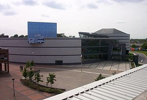 Dublin City University - The Helix Theatre