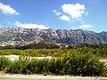 The mountain of kruja.jpg