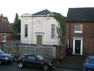 Shifnal - The old Magistrates' Court, 1843