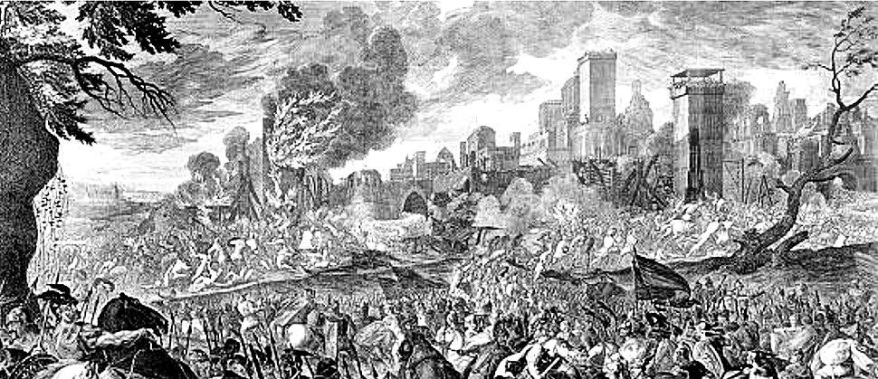 The siege and capture of Halicarnassus under Alexander the Great