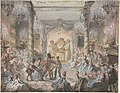 Theatrical Divertissement Offered at a Gala Evening Party MET DP808114.jpg