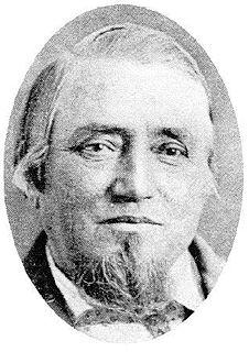 Thomas Bullock (Mormon) British Mormon leader
