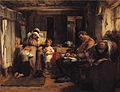 Thomas Faed - When the Day is Done.JPG