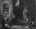 Thomas van Apshoven - Laboratory Worker in his Laboratory - KMSst90 - Statens Museum for Kunst.jpg