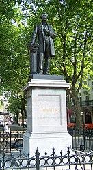 Thorbecke statue Amsterdam.jpg