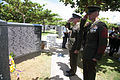 Thousands pay respects to those who perished during Battle of Okinawa 130623-M-XK110-085.jpg