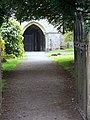Through the Church Gate - geograph.org.uk - 689761.jpg