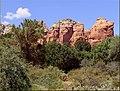 Thunder Mountain Trail, Sedona, AZ 7-30-13a (9557455596).jpg