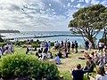 Ticonderoga Bay, Port Phillip Bay seen from Portsea Hotel, Portsea, Victoria, Australia 01.jpg