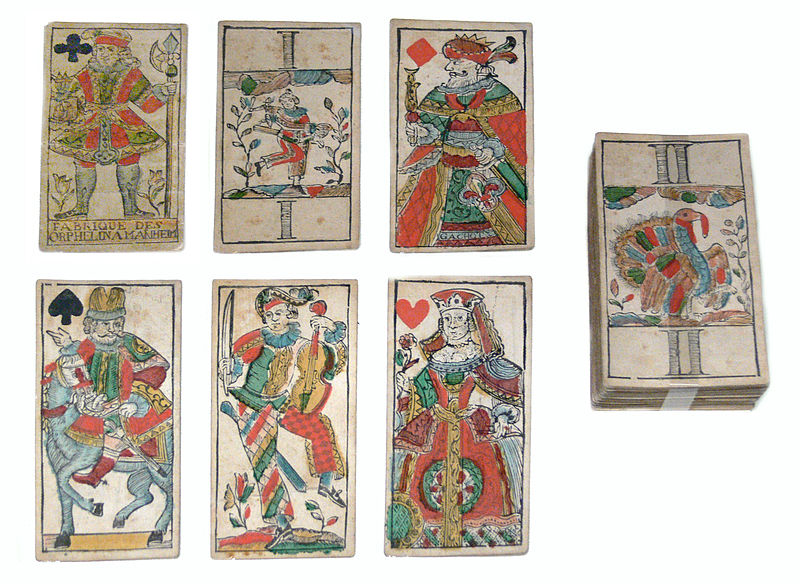 18th Century Tarot Deck