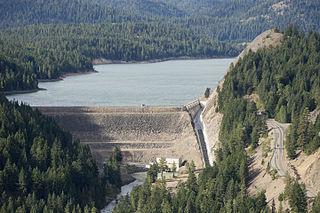 Tieton Dam