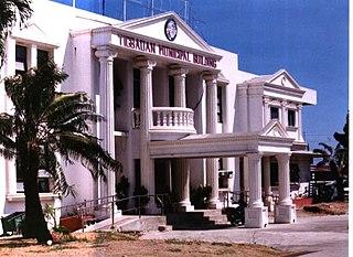 Tigbauan Municipality of the Philippines in the province of Iloilo