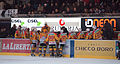 Time-out, Fribourg-Gottéron vs. SC Langnau, 15.01.2010-2.jpg