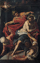 Tintoretto - The Flagellation - Google Art Project.jpg
