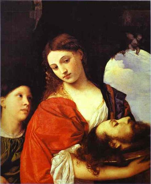 491px-Titian-salome - Dance of the Seven Veils - Lifestyle, Culture and Arts