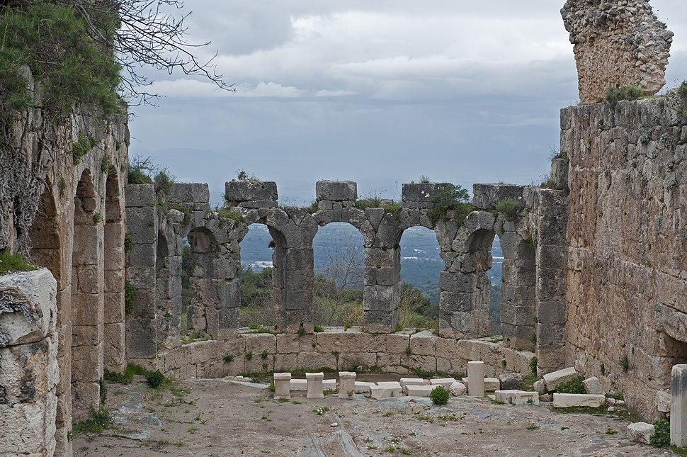 Tlos Big Roman Bath 5494