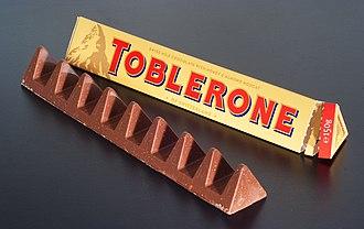 Toblerone - Image: Toblerone 3362