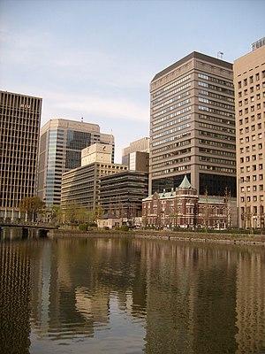 Tokyo Ginko Kyokai Building - Image: Tokyo Ginko Kyokai Building 3