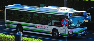 Tokyo Bay City Bus