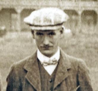 Tom Ball - Image: Tom Ball, golfer