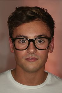 Tom Daley - the hot, sexy, cute, athlete with Irish, English, roots in 2021