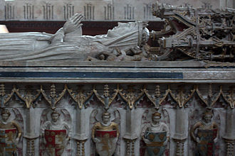 Ewelme - Tomb of Alice, Duchess of Suffolk