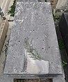 Tombe Laure Surville Pierre Carrier-Belleuse, cimetière Carnot, Suresnes 1.jpg