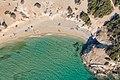 Top down aerial of Hawaii Beach on Naxos Island, Greece.jpg