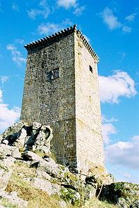 Torre de Menagem do Castelo de Penamacor.JPG