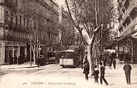 Image illustrative de l'article Tramway de Toulon