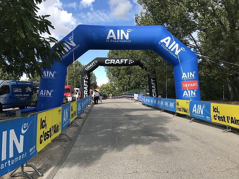 Tour de l'Ain 2017 - Stage 2 (Ambérieu-en-Bugey).