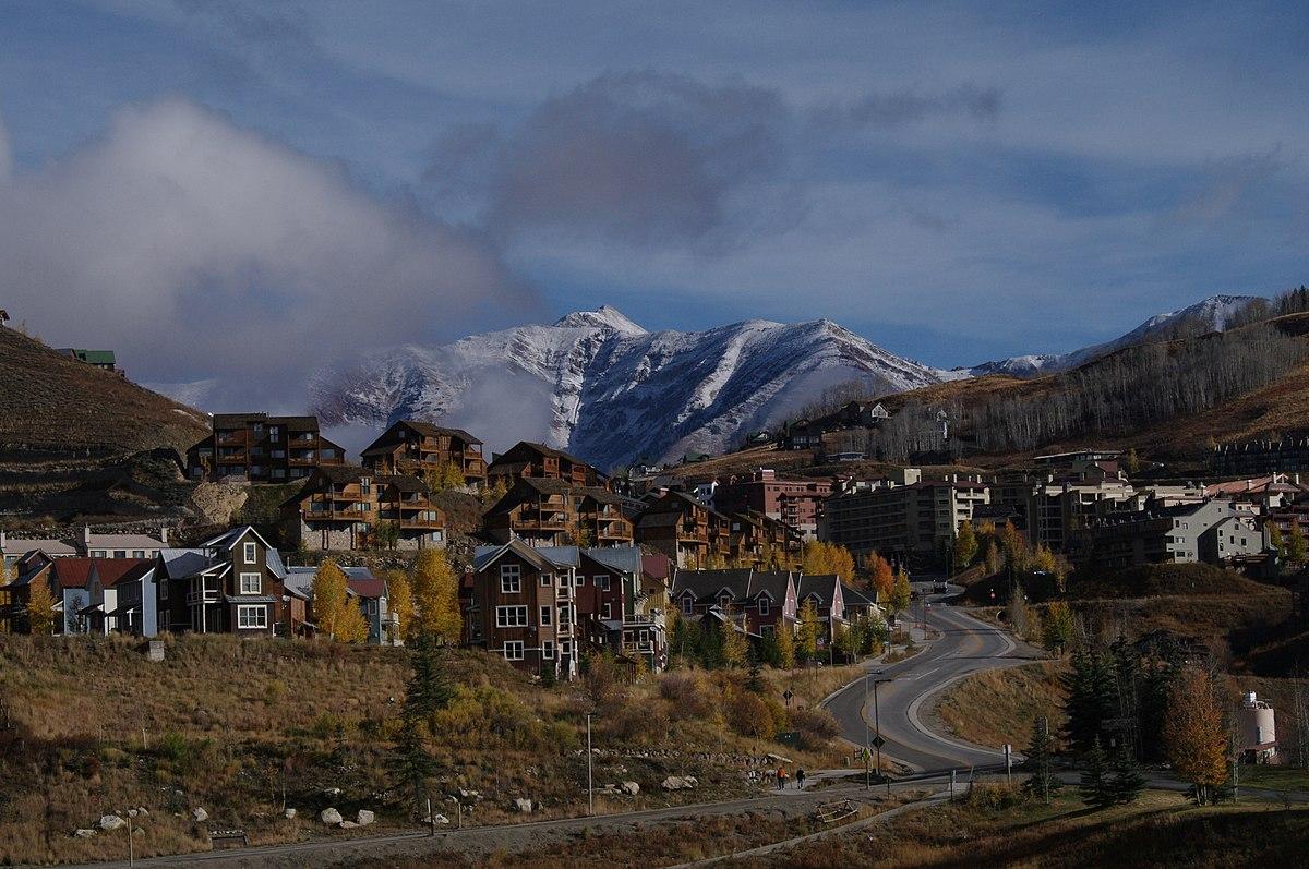 Mount Crested Butte - Wikipedia, la enciclopedia libre