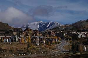 Mount Crested Butte, Colorado - Town of Mt. Crested Butte