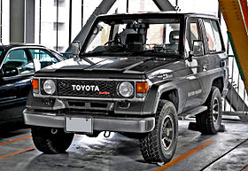 Toyota Land Cruiser 70 Light 001.JPG