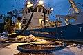 Tråler leverer fisk - Trawler (5630760648).jpg