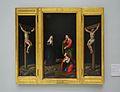 Tríptic de la Crucifixió, Joan de Joanes, Museu de Belles Arts de València.JPG