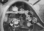 Training slide of Albatros D.III cockpit (17240917250).jpg