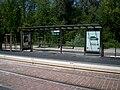 TramStrasbourg lineB OstwaldHDV Abri.JPG