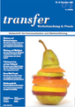 Transfer - Werbeforschung und Praxis Cover 4,2010.png