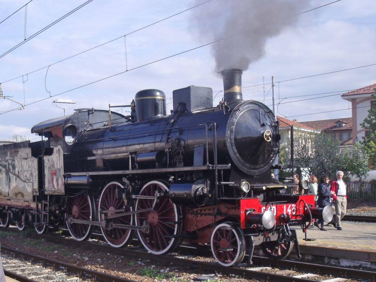 Px Trenitalia Class No