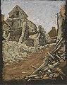 Treslon- An Aid Post Art.IWMART3603.jpg