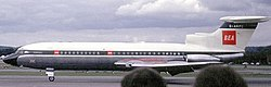 英国欧洲航空