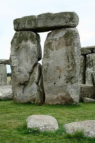 Trilithon - Trilith in Stonehenge