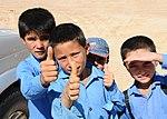 Troops Drop Off Needed School Supplies DVIDS323562.jpg