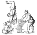 """Tuccaro, grabado de su libro """"Dialogues de l'exercice de sauter et voltiger en l'aire"""" (1599).png"""