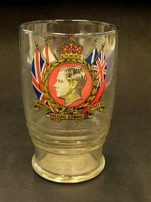 King George VI Queen Elizabeth Coronation 12 May 1937 Commemorative lidded pot