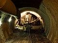 Tunel Blanka, průchod do tunelu.jpg