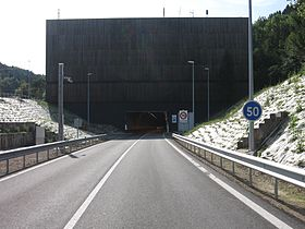 Image illustrative de l'article Tunnel Maurice-Lemaire