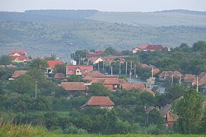 Tureni village, Cluj county Romania.JPG