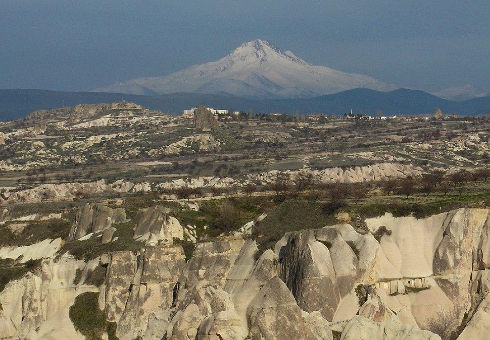 Turkey.Mount Erciyes01